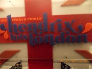 Jimi Took London