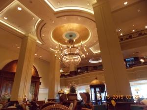 Lobby of the Shangri-La