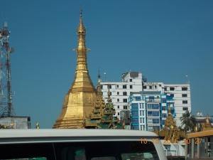 Pagodas everywhere