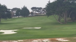 Famous Cypress Point Golf Course