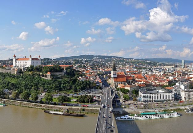 slovak bridge