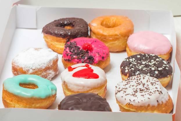 van donuts