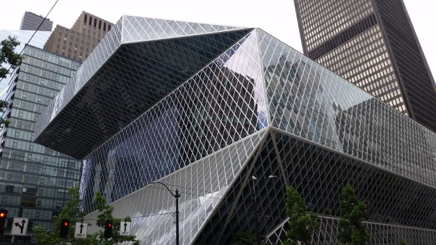 Seattle public library