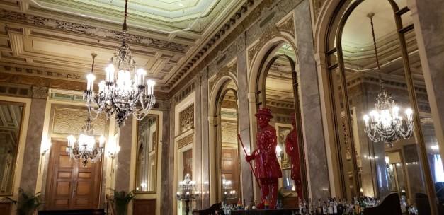 drake lobby