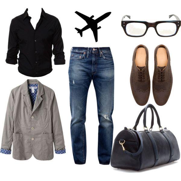 men travel