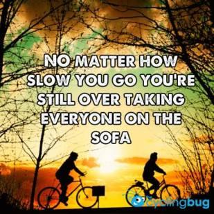 slow go