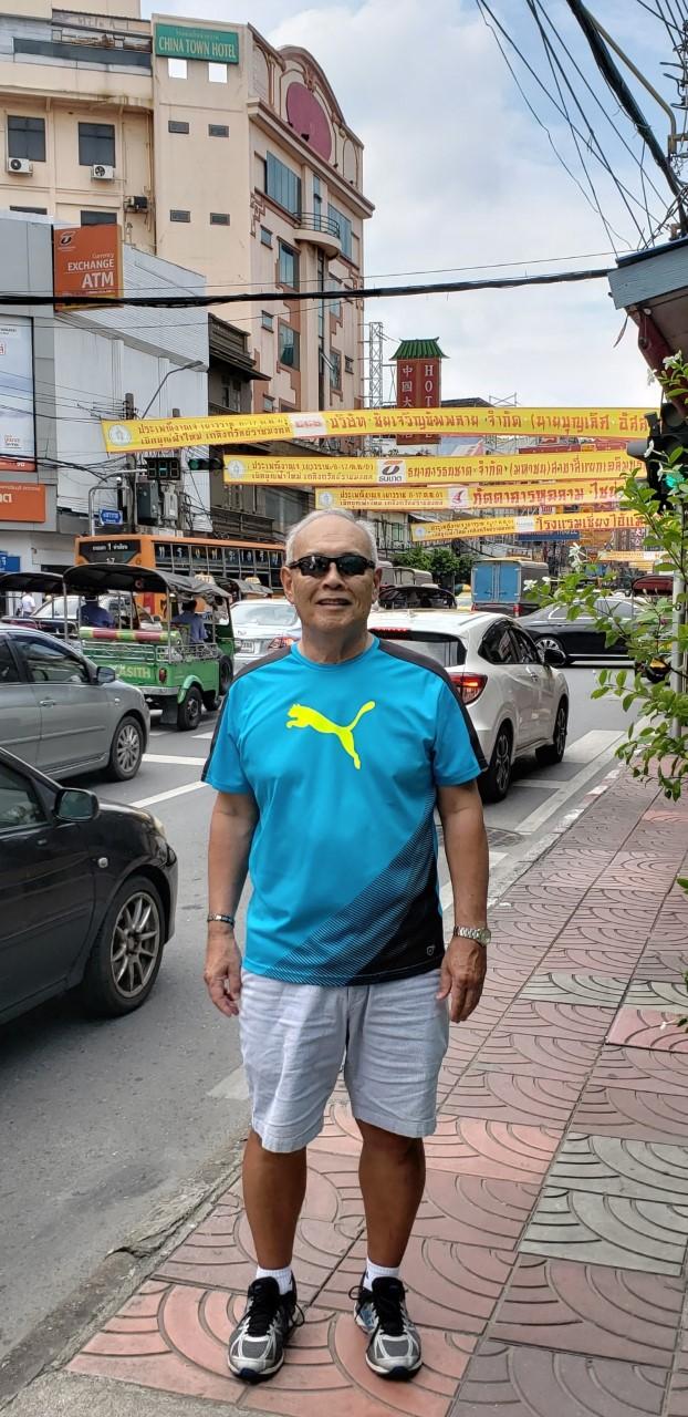 b chinatown