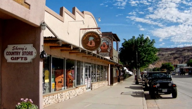 moab town