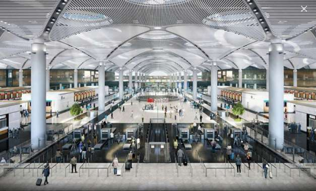 new ist airport