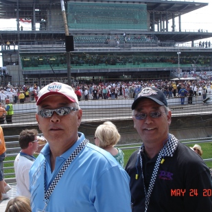 Indy 500 2009-22